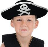 24 stuks: Hoed Kapitein kid