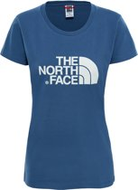 The North Face Women's Easy Tee Blue Wing teal