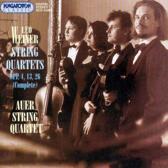 Auer String Quartet - String Quartets