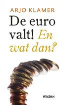 De euro valt!
