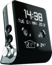 Thomson CT390 - Wekkerradio  - Zwart/Zilver