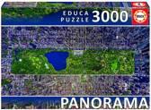Educa Central Park New York - Panorama 3000 stukjes
