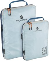 Eagle Creek Pack-It Specter Tech™ Compression Cube Set S/M Tasorganizer - 2.5 - 6 Liter - Tas Organizer - indigo blue