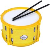 Yellow Marching Drum