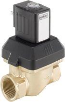 G3/4'' Messing 230VAC Drinkwater Vet/Olievrij Magneetventiel 6213 221665 - 221665