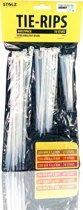 Tie wraps |mix | 3 x 20 stuks | 3 verschillende maten