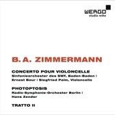 Concerto Pour Violoncelle & Orchest