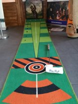 GolfCurling / putting practice mat