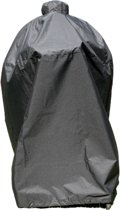 "Kamado BBQ beschermhoes medium cover tot 21"" inch - hoes zwart - o.a. Patton, Big Green Egg, Kamado Joe"
