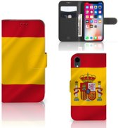 iPhone XR Bookstyle Case Spanje