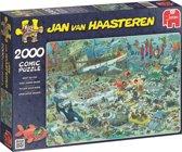 Jan van Haasteren Onderwaterwereld 2000