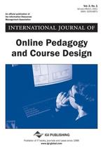 International Journal of Online Pedagogy and Course Design (Vol. 2, No. 1)