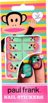 PAUL FRANK NAGELSTICKERS