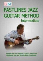 Fastlines Jazz Guitar Method Intermediate