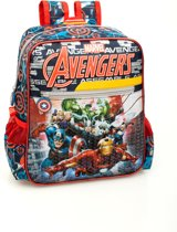 Avengers - Kinderrugzak - 29 cm hoog - Rood/Blauw