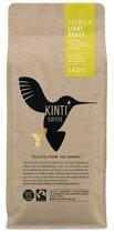 KINTI Koffiebonen Light Roast Fairtrade 3x1kg