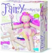4M Crea Doll Making Kit - Maak een Fee Pop