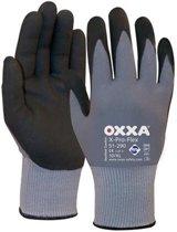 Oxxa Werkhandschoen Zwart-Grijs L (9)