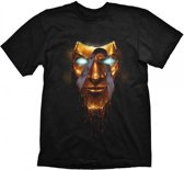Borderlands T-Shirt Jack Hero (Maat M)