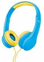 Trust Urban Bino - Kinderkoptelefoon - Blauw/Geel