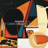 Dohnányi: The Complete Solo Piano Music, Vol. 4