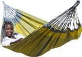 Hangmat - SoundsOfAfrica - Afrikaans geel met Molted Grey - Luilak