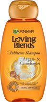 Garnier Loving Blends Argan&Cameliaolie Shampoo - 250 ml