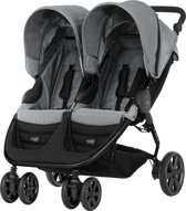Britax Römer B-Agile Duo Buggy - steel grey