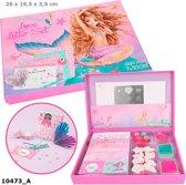 TOPModel FANTASYModel Love Letter set - maak zelf kaarten, Mermaid