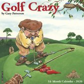 Golf Crazy by Gary Patterson 2020 Wall Calendar