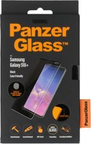 PanzerGlass Case Friendly Screenprotector voor Samsung Galaxy S10 Plus - Zwart
