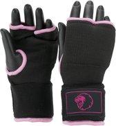 Super Pro Vechtsporthandschoenen - Meisjes - zwart/roze