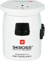 SKROSS Reisstekker PRO Light - World adapter
