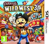 Carnival Games: Wild West 3D - 2DS + 3DS