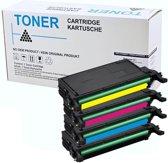 Set 4x huismerk Toner  voor Samsung Clp770 Toners-kopen_nl