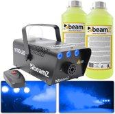 Rookmachine - BeamZ S700LED rookmachine met LED ijseffect en meer dan 2 liter rookvloeistof