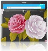 Lenovo Tab 10   Tab 2 A10-30 Uniek Tablethoesje Roses