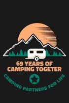 69th Anniversary Camping Journal