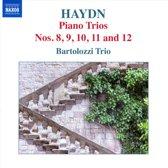 Haydn,Piano Trios . 4: Hob Xv: 8-12
