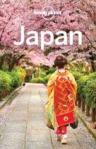 Omslag van 'Lonely Planet Japan'