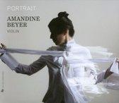 Amandine Beyer : Portraits