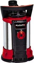 EINHELL Dompelpomp GE-SP 4390 N-A LL ECO - 390 W - 9.000 l/h - Kunststof-/RVS behuizing - Aqua-Sensor