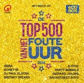 Qmusic: Het Beste Uit De Top 500 Van Het Foute Uur - 2016