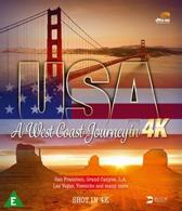 Usa: A West Coast Journey In 4K