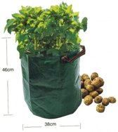 Stevige aardappel groeizak - set van 4 stuks