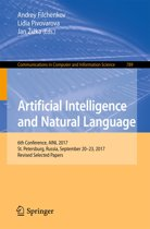 Artificial Intelligence and Natural Language