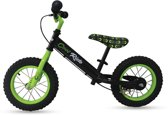 "Loopfiets FreeON - Free 2 Me Balance Bike ""Cool Ride"" - Black-Green"