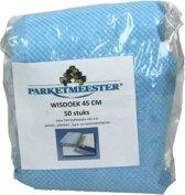 Parketmeester Master Wisdoekset (50 st.) - Vloer onderhoud