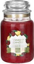 Yankee Candle Large Jar Spiced Apple Returning Classic