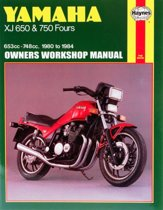 Yamaha XJ650 & 750 Fours (80 - 84)